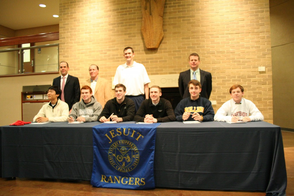 Class of 2012 National Letters of Intent
