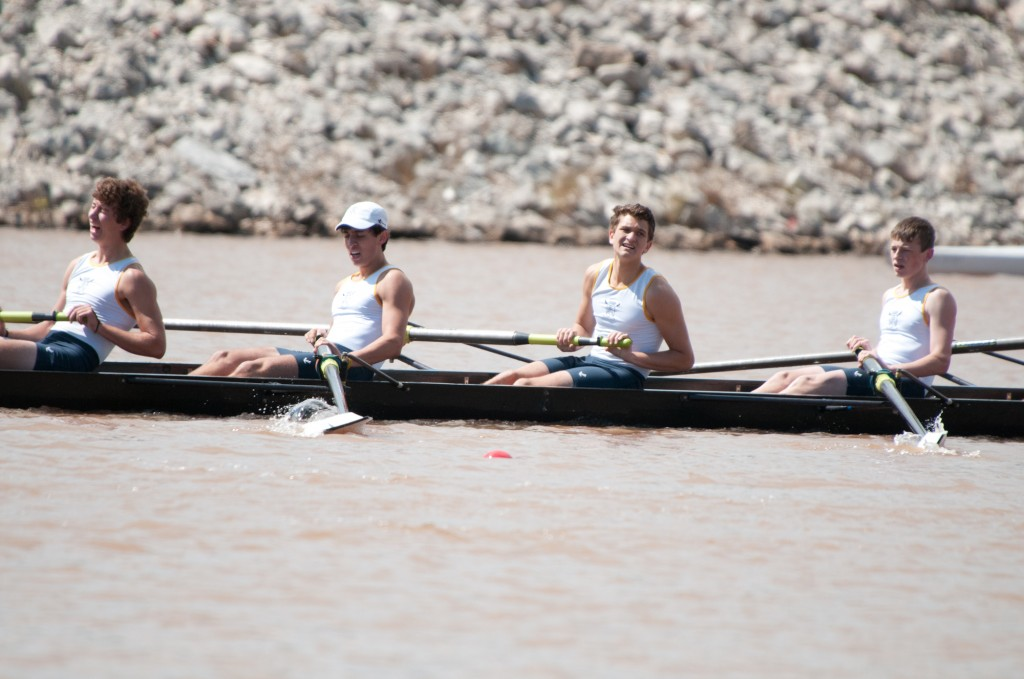 Crew Team Prepares for Regionals with Local Wins