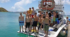 A Summer Under the Sea–Jesuit's Marine Biology Course