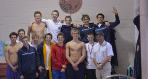 Swim Team Gears Up for Regionals
