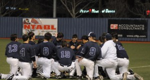 JV Baseball Kicks Off Season