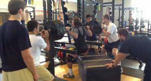 Jesuit Powerlifting Season Recap