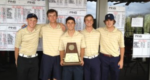 Varsity Golf UIL Districts and Regionals