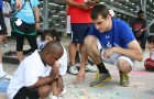 Jesuit Seniors Host Special Games