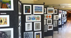 Jesuit Student Art Exhibit