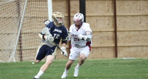 Lacrosse Falls in State Semi-Finals