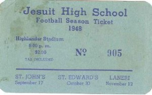 1948 Season ticket