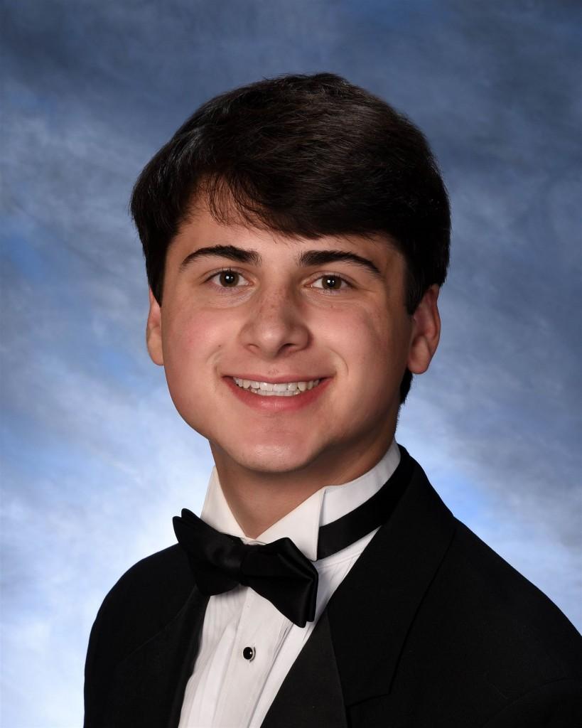 Ryan Schurr '21, Associate Editor