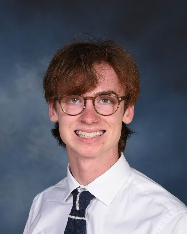 Nick Evanich '22, Media Correspondent