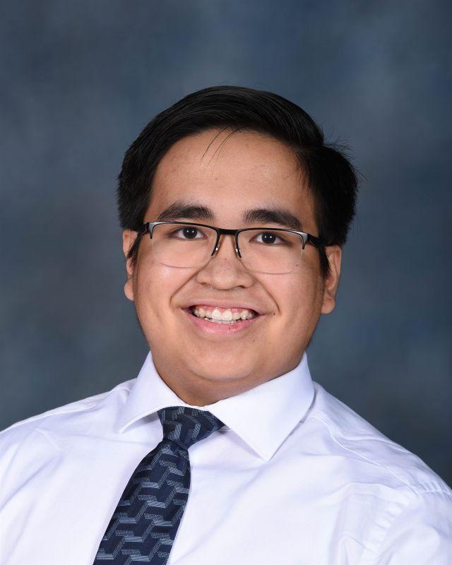 Anthony Mendoza '22, Media Correspondent